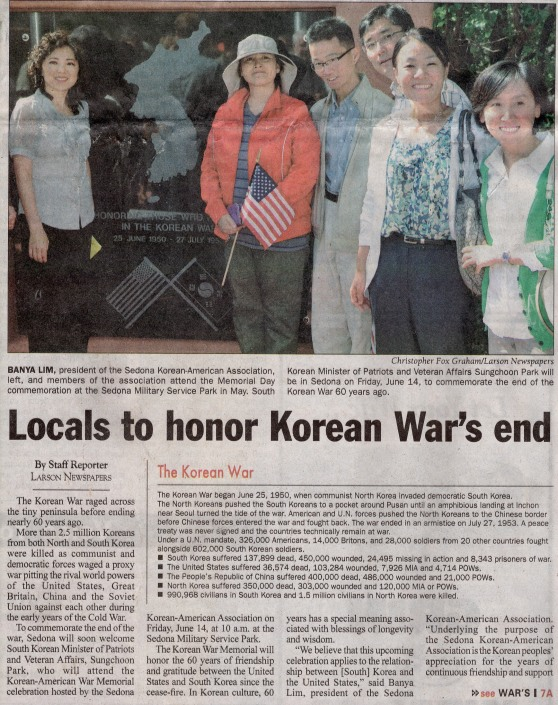 RedRockNews_Korean War Monument